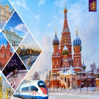 Russia Moscow St.Petersburg 7 Days